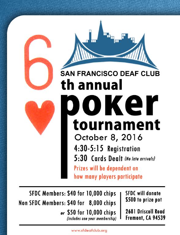 SFDC - Poker 2016